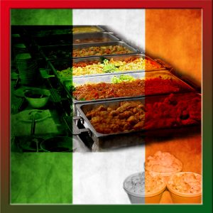 Party Packages Hot & Cold Buffet